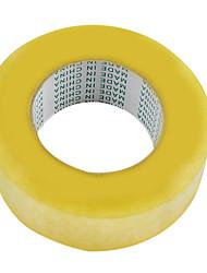 4.4cm * тип 2.5cm прозрачная лента запечатывания лента упаковочная лента лента предупреждения пользовательские вязкости Taobao две пачки