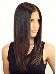 evawigs perucas humano perucas 10-26 polegadas 10a-grade linha reta do Brasil virgem dianteiras do laço do cabelo para as mulheres da moda