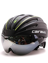 Unisex Full-Face Bike helmet 28 Vents Cycling Road Cycling Medium: 54-60cm PC / EPS  White / Green / Red / Blue