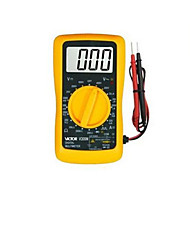 Ultra Thin Portable Digital Display Multipurpose Meter (Model: VC830M)
