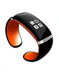 NO Touch type Bracciale smart / Cinghie da polsoLong Standby / Contapassi / Controllo media / Sportivo / Touch Screen / Multiuso /