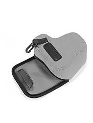 dengpin® неопрена мягкая камера защитный чехол сумка для Canon EOS m10 15-45 объектив (ассорти цветов)