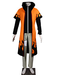 Inspired by Naruto Naruto Uzumaki Anime Cosplay Costumes Cosplay Suits