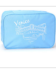 Unisex Canvas Sports / Casual / Outdoor / Professioanl Use Cosmetic Bag