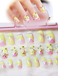 Nail Art Conseils faux ongles 1set