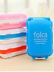 Three Portable Mini Portable Storage Box Sealing And Folding Pat Three Layer