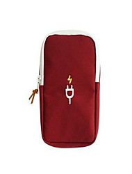 Unisex Canvas Sports / Casual Mobile Phone Bag