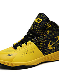 Men's Athletic Shoes PU Athletic Flat Heel Lace-up More Color Basketball EU39-43