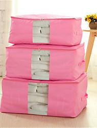 oxford de stockage de sac en tissu de stockage sac de vêtements courtepointe avec des vêtements sales drap de stockage boîte sac de