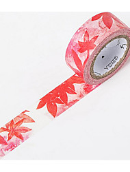 Japanese Style Color and Paper Tape 24 Selected