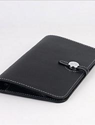 Women Cowhide Casual Wallet