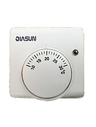 mécanique thermostat de chaudière (plage de température de 10 ~ 30 ° c; ac-220v)