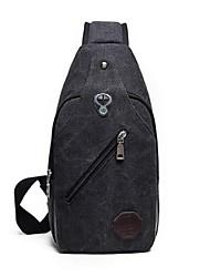Для мужчин Полотно Для отдыха на природе Слинг сумки на ремне