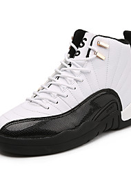 Autumn Winter Men's High Quality of Upper High-top Basketball Shoes Strong Grip Cushioning Soles for Sports
