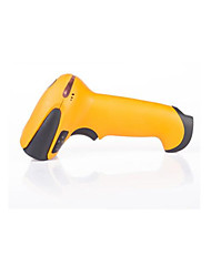 Wired Laser Bar Code Scanning Gun(USB Interface,Scan Rate: 200 Times Per Second)
