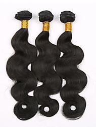 7a Brazilian Virgin Hair Body Wave 3 Bundles Brazilian Body Wave Unprocessed Brazilian Hair Weave Bundles