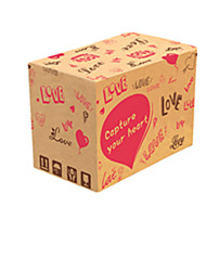 Yellow Color, Other Material Packaging & Shipping Three Layer Hard (Love Edition), 12 # Cartons A Pack of Thirty
