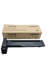 compatible samsung mlt-d707l cartouche de toner k2200nd pages imprimées 10000black masse