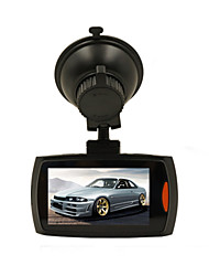 "CAR DVD - CMOS Colorido de 1/4"" - 2592 x 1944 - paraFull HD / Vídeo OUT / Sensor G / Detector de Movimento / Wide Angle / 720P / 1080P /"