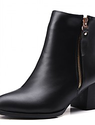 Women's Heels Spring / Fall Cowboy / Western Boots / Snow Boots / Riding Boots / Fashion Boots / Motorcycle Boots /