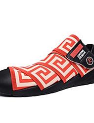 Men's Flats Spring/Summer Comfort/Styles/Round Toe/Closed Toe/Flats Customized Materials/Casual Flat HeelGore