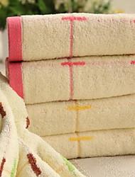 Waschtuch-100% Baumwolle-Jacquard-33*74cm