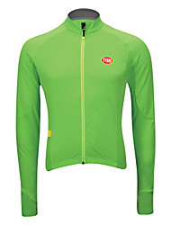 Sports Bike/Cycling Tops Men's Long Sleeve Antistatic /Reduces Chafing / Ultra Light Fabric / Soft / Thermal /