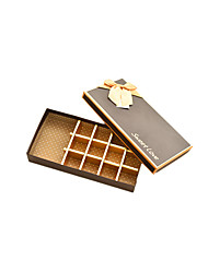 два шоколада, упаковочные коробки (можно поставить 12 шоколад) в упаковке