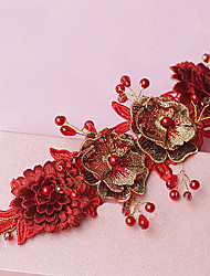 Women's Lace Headpiece-Wedding Headbands 1 Piece