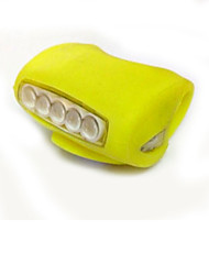 Eclairage de Vélo / bicyclette LED Cyclisme Transport Facile AAA Lumens Batterie Cyclisme