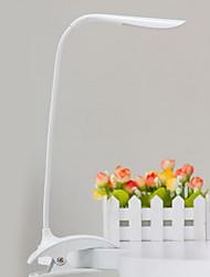 Lampes de bureau-Moderne/Contemporain-Plastique-LED / Rechargeable / Protection des yeux