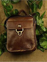 Masculino Couro Ecológico Casual / Ao Ar Livre Bolsa de Cintura