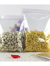 A Transparent Bag Film Transparent Bag Clip Chain Bag Of Food Packaging Bag Tea