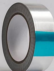 Insulation Foil Shielding Radiation Width 5Cm Fire-Resistant Sunscreen Thick Aluminum Foil Tape Width 50Mm