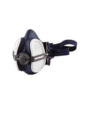 à double cartouche de filtre à poussière demi-poussière masque masque de protection masque de protection