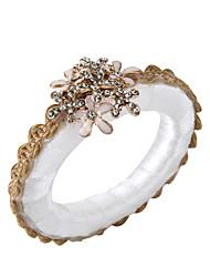 Perle Acrylique Serviettes de mariage-2 Pièce / Set Ronds de serviettes