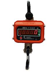 ocs-3t / ocs-1t / escala grua eletrônica ocs-500 kg