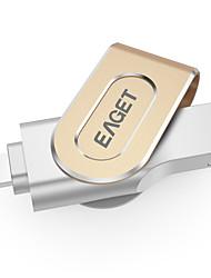 Eaget I80-32G 32GB USB 3.0 Resistente à Água / Resistente ao Choque / Tamanho Compacto