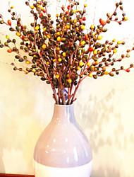 Hi-Q 1Pc Decorative Fruit Flower Wedding Home Table Decoration Artificial Flowers