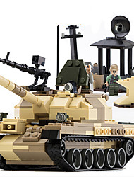 Armed Raid World War Ii Classic T62 Tanks Assembled Building Blocks Boy Toys