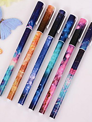 0.38 Very Fine lead Dazzle Colour The Sky Black Neutral Pen