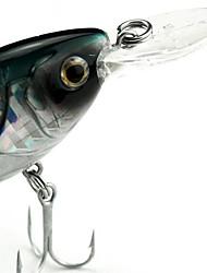 """1 pcs Malerei Glas grün 10g g/> 1 Unze,90mm mm/5-1/4"""" Zoll,Kunststoff Köderwerfen / Fischen im Süßwasser / Spinnfischen"""