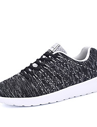 Summer Autumn Men's Flywire Fabric Breathable Running Shoes for Light Soles for Athletic Activities Training
