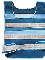 saneamento colete refletivo colete refletivo de tráfego colete reflector roupas de segurança opcional de quatro cores