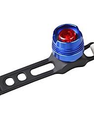 youoklight levou bicicleta à prova d'água ciclismo lâmpada de flash luzes de aviso de segurança vermelho frente capacete cauda traseira