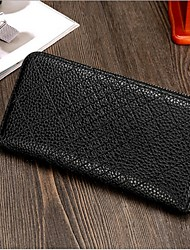 Men PU Casual Evening Bag / Wallet