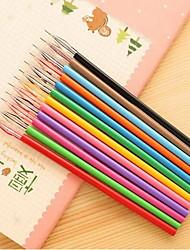 Ручка Сменные блоки,Пластик Случайный цвет