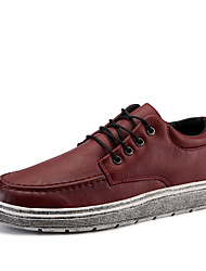 British StyleMen's Business Casual Breathable Retro Flats Shoes in Daily Life for Trip Or Party