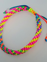 Loom Bracelet Fabric Fashionable Daily / Casual Jewelry Gift