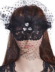 Lace Wedding Decorations-1Piece/Set Mask Birthday Vintage Theme Black
